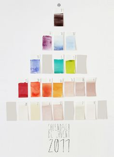 Plenty of Colour has the cutest advent calendar ideas, I'm obsessed!