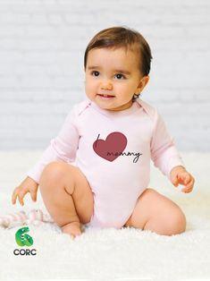 Η μανούλα μας είναι πάντα στην καρδιά μας Baby Bodysuit, Onesies, Face, Kids, Young Children, Boys, Rompers, Children, Children's Comics