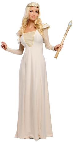 Wizard of Oz Glinda Adult Costume - for me? - <3 #halloween2013