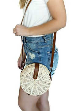 he Circular Grass Bag is the perfect accessory!