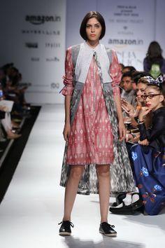 #AIFWSS16 #TheFirstCut #fashionweek #VITASTA #AditiDhar