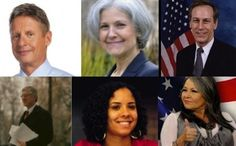 7 Presidential Candidates You've Never Heard Of