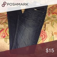 Levi jeans Like brand new, called too super low in the inside tag. Levi's Jeans Skinny