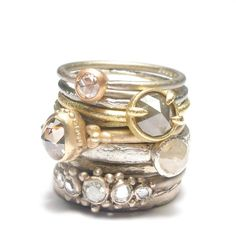 Diana Porter... The top ring is perfect!!