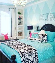 Want This Bedroom. Tween Bedroom IdeasTeen BedroomBlue Bedroom Ideas For  Girls10 Year Old ..