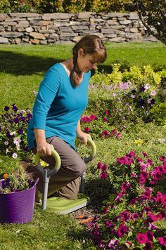 Garden Kneeler | GardenEase Kneeler | Kneeling Pad with Handles
