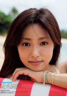 Kyoko Fukada's photo