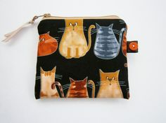 Little Cats Purse £5.00