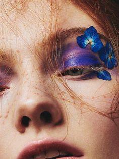 Photography - Mike Blackett  Makeup - Scarlett Burton  Model - Georgie Hobday