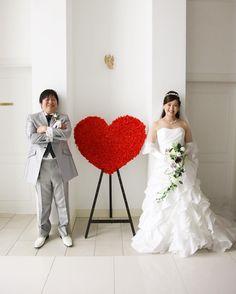 ペパナプフラワーを使うハートオブジェの作り方と使い方|結婚式DIY | marry[マリー]
