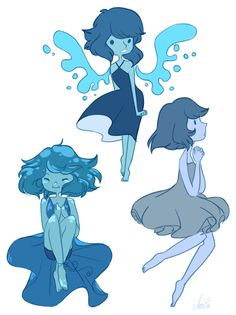 57 best Ideas for drawing cartoon lapis lazuli Steven Universe Lapis, Lapis And Peridot, Amethyst, Fanart, Lapidot, Universe Art, Animation, Cartoon Drawings, Art Reference