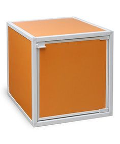 This Orange Modular Box by Way Basics is perfect! #zulilyfinds