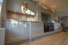 induction hob traditional kitchen - Google Search
