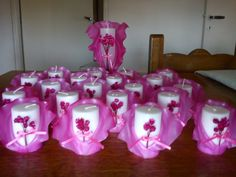 Velas Para Souvenirs O Ceremonia De Velas Para 15 Años - $ 7,50 en ... Ideas Para, Candles, Cool Stuff, Party, Quinceanera Ideas, Favors, America, Lights, 15 Years