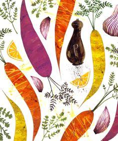 Samara Hardy Illustration