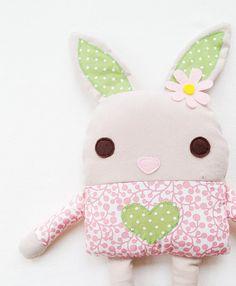Bunny Doll Softie Toy pDF