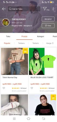 Best Online Clothing Stores, Online Shopping Clothes, Casual Hijab Outfit, Casual Outfits, Online Shop Baju, Instagram Story Filters, Clothing Hacks, Retro Outfits, Shopping Websites