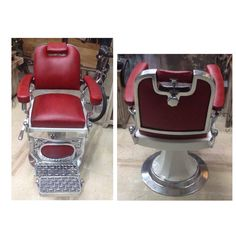 1940 Hairdresser Chair Barber Chair, Furniture Restoration, Hairdresser, Home Decor, Decoration Home, Room Decor, Restoring Furniture, Home Interior Design, Barber