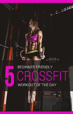 We cannot talk about fitness trend without Cross Fit entering the conversation. The most important thing about Cross Fit is that, anyone can join it. : #crossfit