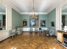 Appartements privés de Marie-Antoinette - 01/32