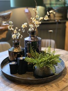 Coffee Table Decor Living Room, Decorating Coffee Tables, Living Room Decor, Deco Luminaire, Coffee Table Styling, Asian Home Decor, Deco Floral, Woodland Nursery Decor, Tray Decor
