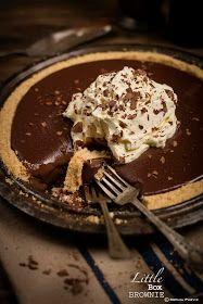 Little Box Brownie: Chocolate Pie