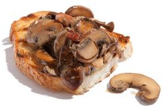 Sautéed Mushroom and Pancetta Bruschetta Recipe - CHOW