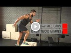 Super Stepup Workout