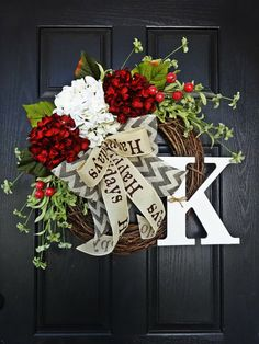Hey, I found this really awesome Etsy listing at https://www.etsy.com/listing/208251013/happy-holidays-burlap-ribbon-red-and