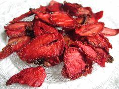 Cette recette de fraises séchées ultra-simple et originale m'a interpellée quand je l'ai vue dans le magazine Régal . Je ne suis d'ailleurs ...