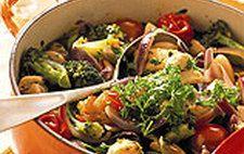 Kyckling- och böngryta á la viktväktarna