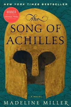 The Song of Achilles by Madeline Miller; My Review: http://readeroffictions.blogspot.com/2012/09/review-song-of-achilles.html