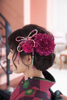 1月10日 今年も沢山の可愛い新成人の女の子達が JOYで振袖レンタルお支度して頂きました♡ 読谷村の女...