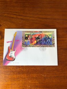 Excited to share this item from my shop: First day cover stamps from 1991 Sweden the commemorative Rock and Pop artists featuring Lema Philipsson Roxette and Jerry Williams First Day Covers, Scandinavian Art, Miniture Things, Stamp Collecting, French Antiques, Sweden, Best Gifts, Stamps, Handmade Items