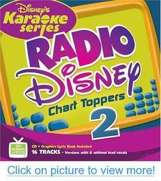 Disney's Karaoke: Radio Disney Chart Toppers 2 by Disney Karaoke Series Karaoke edition (2006) Audio CD #Disneys #Karaoke: #Radio #Disney #Chart #Toppers #Karaoke #Series #edition #Audio #CD