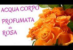 CUERPO agua de rosas HECHO EN CASA POR EL BEATO