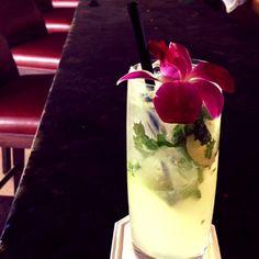 Trump Waikiki's Mojito is created with Bacardi Rum, Fresh Limes and Mint, Fresh Lime Juice and Liquid Cane Sugar.