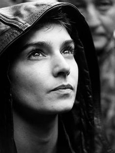 The wonderful Sinead O'Connor. Read about her here too