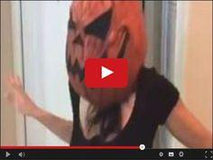 Wesołego Halloween http://www.smiesznefilmy.net/wesolego-halloween  #halloween #scary #girl
