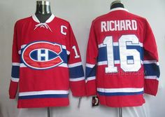 http://www.xjersey.com/canadiens-16-richard-red-jerseys.html Only$46.00 CANADIENS 16 RICHARD RED JERSEYS Free Shipping!