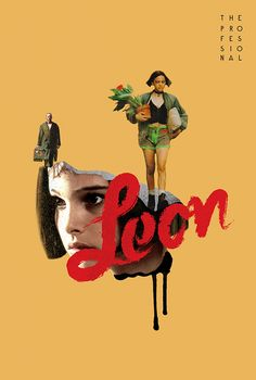 Leon - The ProfessionalMovie Posters