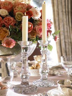 Keller Candlestick Pair - Ralph Lauren Home Decorative Accessories - RalphLauren.com