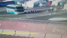 В Баку автобус задавил спортсменок из Австрии(видео 18+). http://konan-vesti.blogspot.ru/2015/06/18_13.html