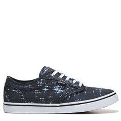 eb790e920467 Vans Women s Atwood Low Sneakers (Black Shooting Stars) Shooting Stars