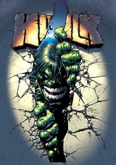 Hulk #60. By Mike Deodato Jr. Colors by Hermes.