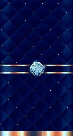 Qhd Wallpaper, Bling Wallpaper, Diamond Wallpaper, Phone Wallpaper Design, Phone Screen Wallpaper, Luxury Wallpaper, Cute Wallpaper Backgrounds, Blue Wallpapers, Love Wallpaper
