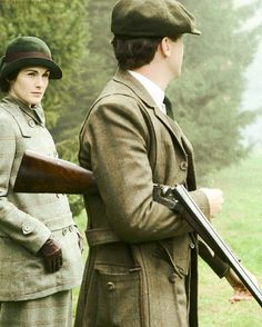 Lady Mary and Matthew, Season 2 Christmas Special