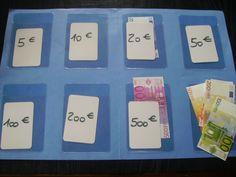 Apprendre à reconnaître l'argent.