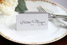 Elegance Place Cards
