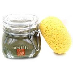 Borghese Fango Active Mud for Face and Body - use this to suck impurities right out of your skin!